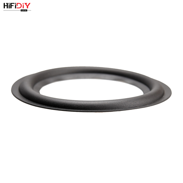 HIFIDIY LIVE 4-12 inch woofer Speaker Repair Parts Rubber surround edge Folding Ring Subwoofer(100~300mm) 4 5 6.5 7 8 10 12 5