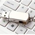 Дешевые металлические USB 2.0 Flash Drive Флешки 64 ГБ 32 ГБ 16 ГБ USB флэш-Накопитель 1 ТБ 2 ТБ 128 ГБ 8 ГБ Диск На Ключ Брелок подарки