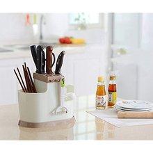 Küche racks küche liefert multifunktionale lagerung lagerung wasser messer flugzeuge küchenmesser-sets Farbe khaki