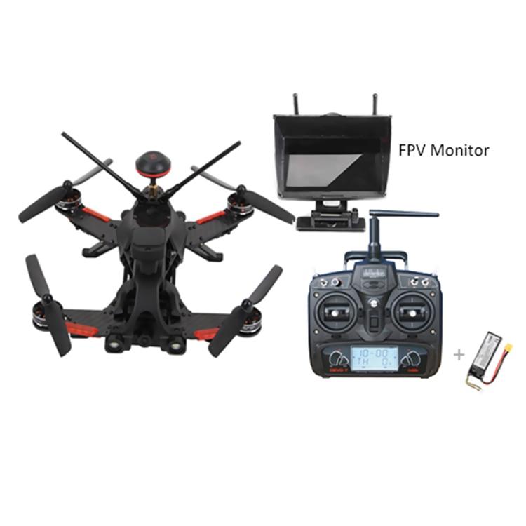 Walkera Runner 250 PRO GPS Racer Drone RC Quadcopter 800TVL 1080P HD กล้อง OSD DEVO 7 Transmtter FPV Goggle 4 Racing F19561-ใน ชิ้นส่วนและอุปกรณ์เสริม จาก ของเล่นและงานอดิเรก บน   2