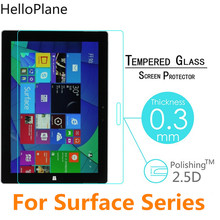 Scratch-Proof Tempered Glass Screen Protector for Microsoft
