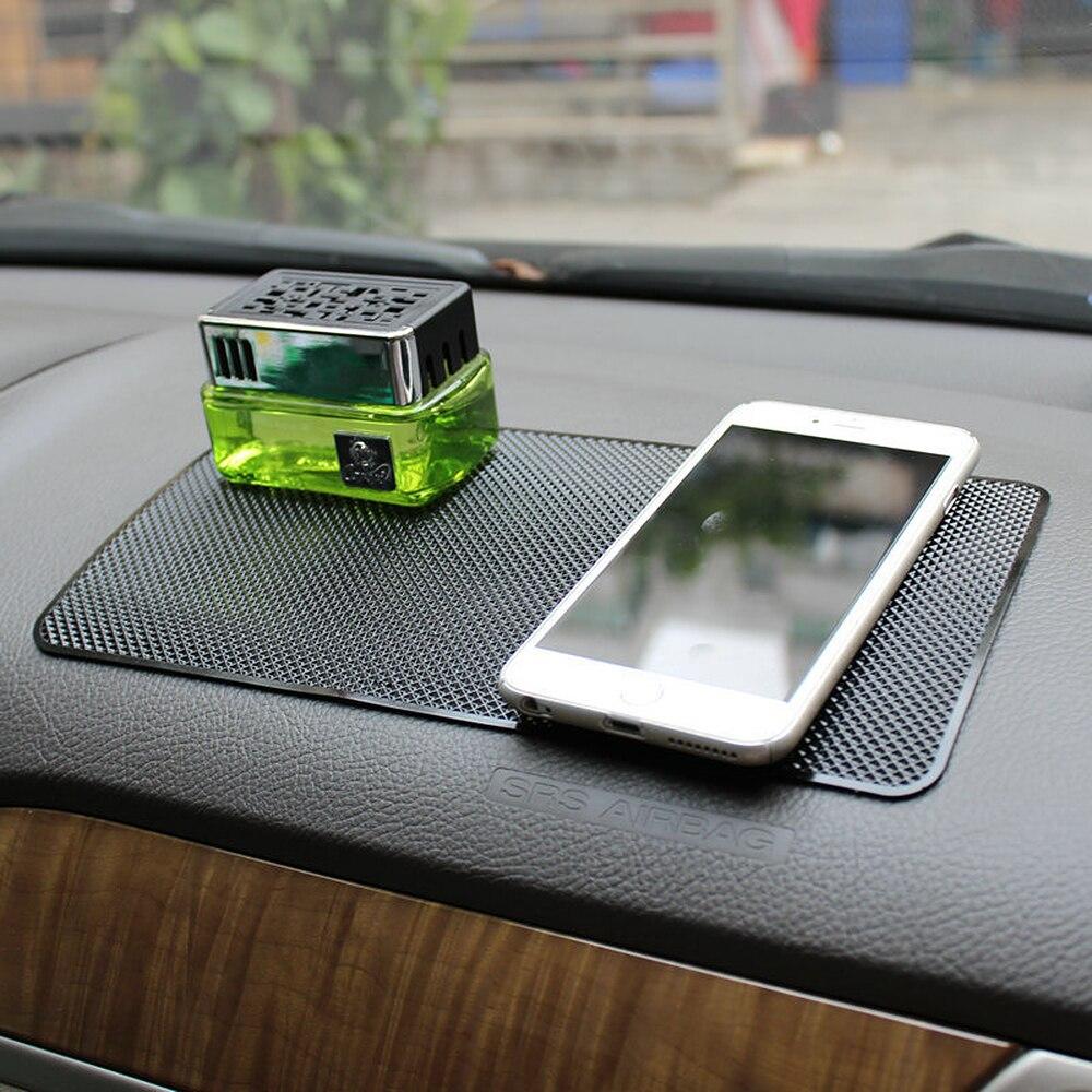 Sticky Pad Car Dashboard Holder for MP3 MP4 IPDA Silicone Key Coin Sunglass <font><b>Phone</b></font> Holder Anti Slip <font><b>Mat</b></font> Non Slip