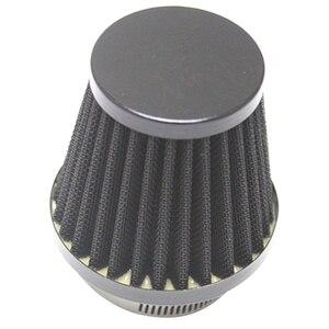 Image 3 - 1 Pcs Cone motorcycle Air Filter Clamp Cleaner 52/53/54mm Carburetor Internal Diameter For Motorcycle ATV Dirt Bike Etc