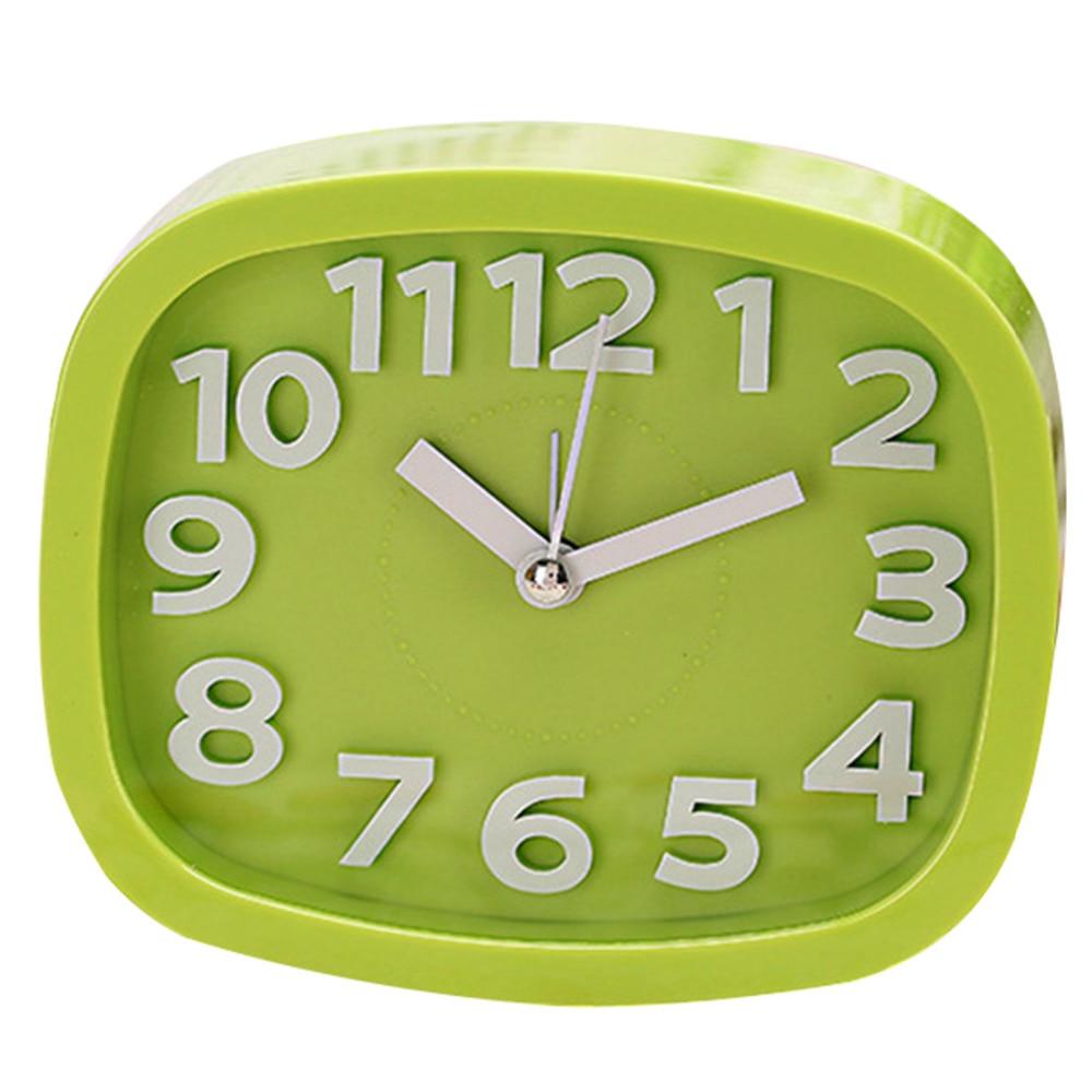 New Design Alarm Clock Kids Students Bedroom Desk Table