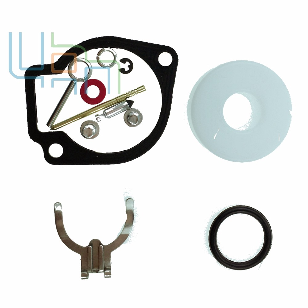New Carburetor Repair Kit For Tohatsu Nissan 2.5HP 3.5HP 3F0-87122-1 3F0-87122-2
