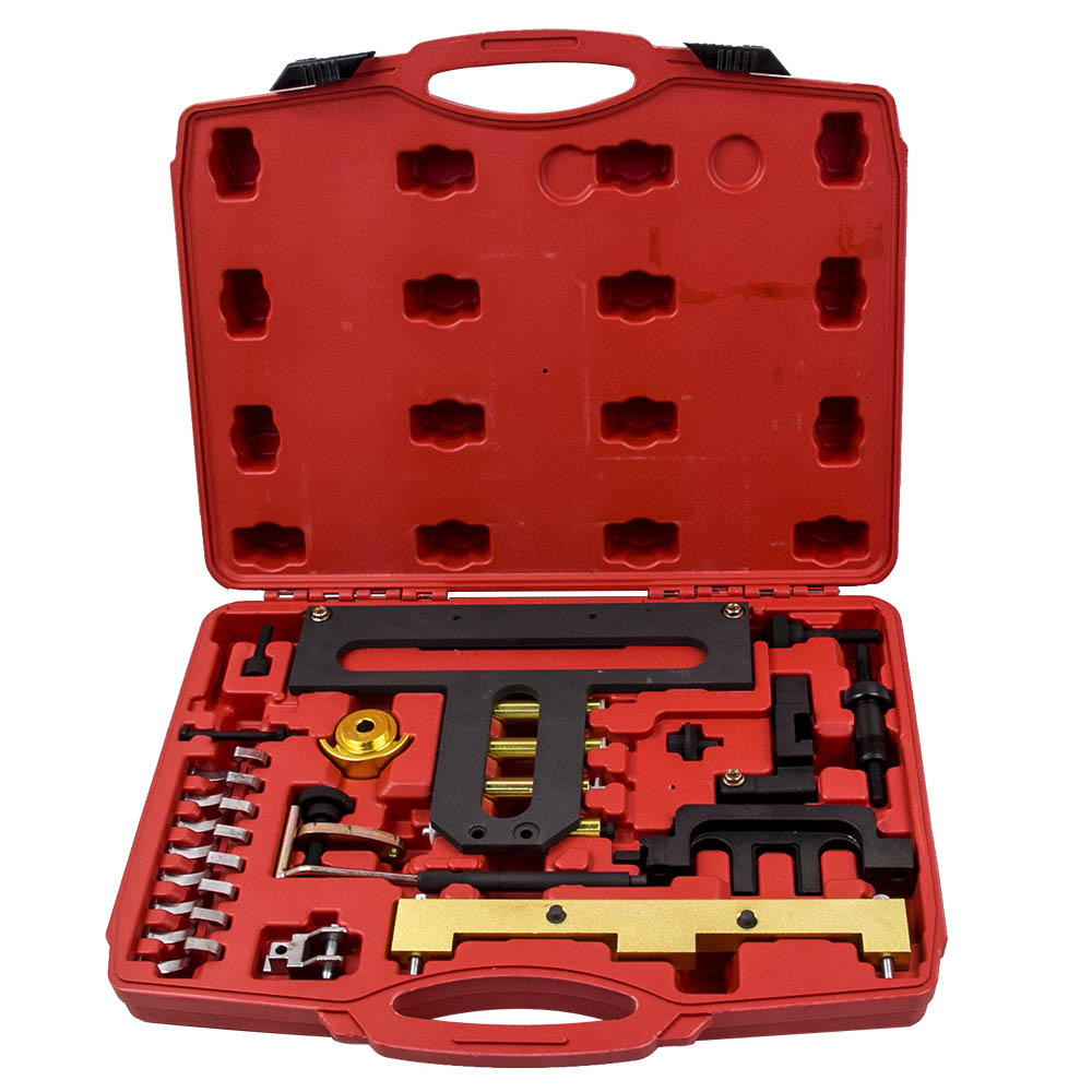 For BMW Petrol Engine Timing Setting Locking Tool Kit Set Chain Drive N42 N46 ремень carpenter carpenter mp002xm0m12r