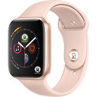 Новый Bluetooth Smartwatch умные часы серии 4 для Apple huawei IOS Andriod с сердечного ритма мониторы удаленного камера наручные часы