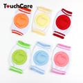 Newborn Soft Cotton Baby Boy Girl Leg Warmer Infant Cute Apple Candy Color Crawling Elbow Cushion Toddler Knee Protector GaiterS