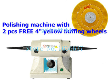 jewelry Tools Foredom Bench Lathe BL-2+ Two FREE Buffing Wheels , Jewelry Polishing Machine , Grinding machine