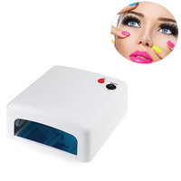 36W UV Lamp Gel Nail Dryer Varnish Curing Machine for Nail Art Tools Nail for Lamp Gel Polish Nail Dryer
