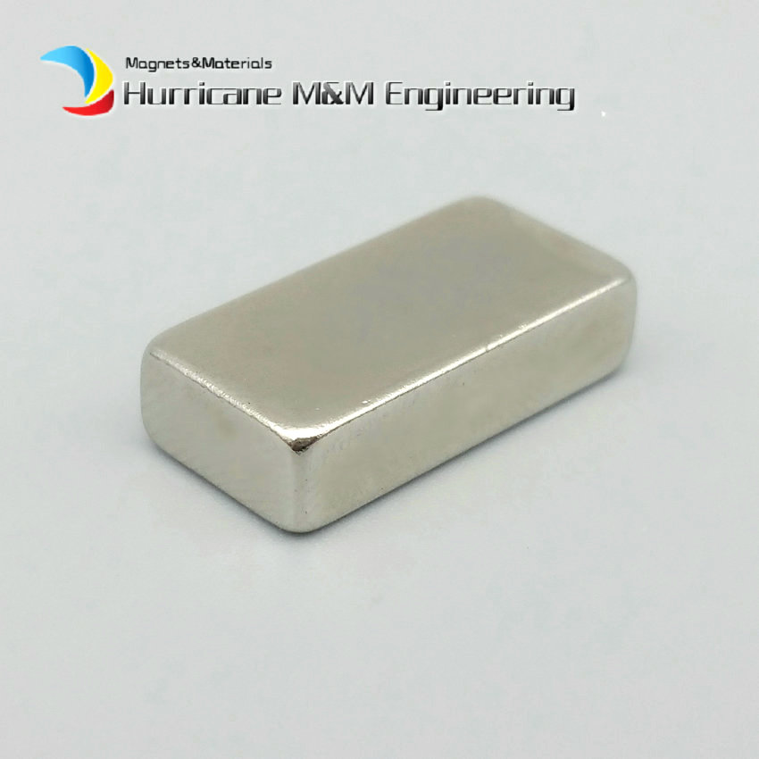 1 pack Grade N42 NdFeB Magnet Block 20x10x5 mm Strong Neodymium Permanent Magnets Rare Earth Magnets NiCuNi Plated ndfeb magnet ring 1 1 2 odx1 8 idx1 2 thick strong neodymium permanent magnets rare earth magnets grade n42 nicuni plated