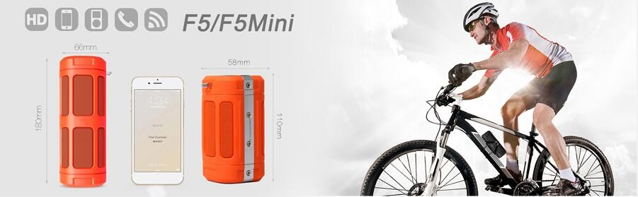 F5 mini bluetooth speaker