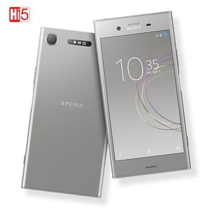 Image 3 - סמארטפון מקורי Sony X peria XZ1 G8342/G8341 64G ROM 4G RAM 19MP אוקטה Core NFC אנדרואיד 7.1 טלפון נייד 2700mAh אנדרואיד