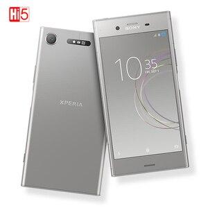 Image 3 - 잠금 해제 원래 소니 X peria XZ1 G8342/G8341 64G ROM 4G RAM 19MP Octa 코어 NFC 안드로이드 7.1 휴대 전화 2700mAh 안드로이드