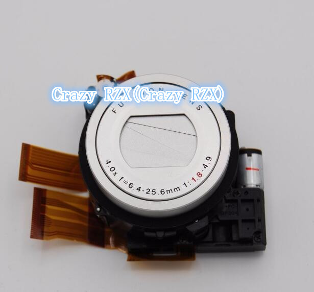 Silver Optical zoom lens Without CCD repair parts For Fujifilm Finepix XQ1 XQ2 digital cameraSilver Optical zoom lens Without CCD repair parts For Fujifilm Finepix XQ1 XQ2 digital camera