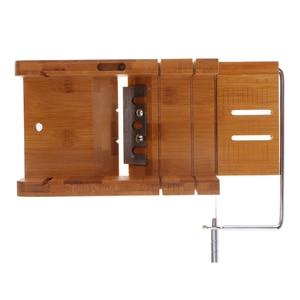 Image 4 - Gỗ Xà Phòng Cắt Ổ Bánh Khuôn Mẫu Khuôn Với Beveler Máy Bào Và Dây Cắt Lát Cắt Làm Dụng Cụ Cắt Handmade Thủ Công