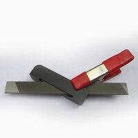 IGOSKI ski snowboard side edge tuning tool 90 89 88 87 86 degree angle file guide clip file file guide 3 pieces together