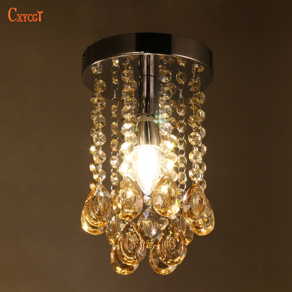 Small Crystal Chandeliers For Bedrooms Online Get Cheap Mini Crystal Chandeliers Aliexpresscom