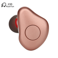 Huan Yun Earphone Bluetooth Wireless Headphone Micro Headset With For Bass Stereo Active Noise Cancelling
