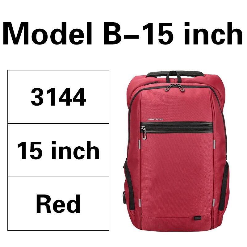 Model-B-15inch red