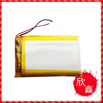 603759P polymer lithium battery 3.7V 1500mAh MP4/MP5 GPS car navigation battery Rechargeable Li-ion Cell image