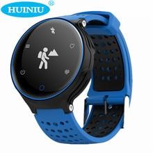 Huiniu X2 Bluetooth smart Сердечного ритма трекер Шагомер Смарт-часы браслет трекер smartband для iOS и Android