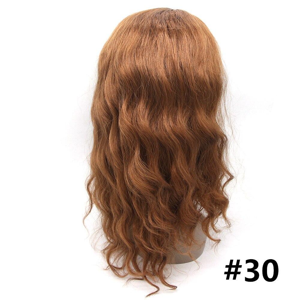Feibin Långa Pärlor För Svarta Kvinnor Syntetisk Afro Vågigt - Syntetiskt hår - Foto 3