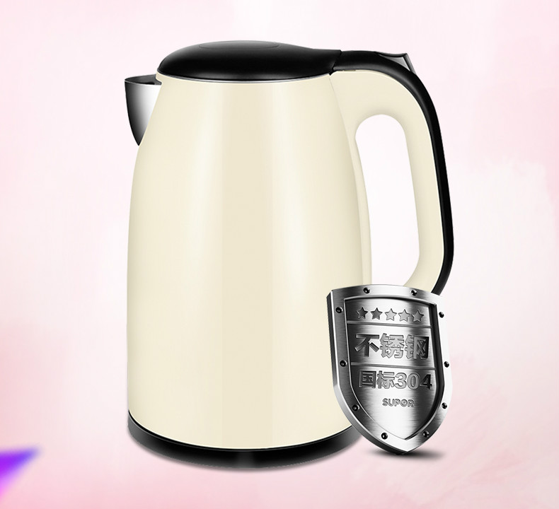 все цены на Kettle household automatic break 304 stainless steel electric large capacity kettle онлайн