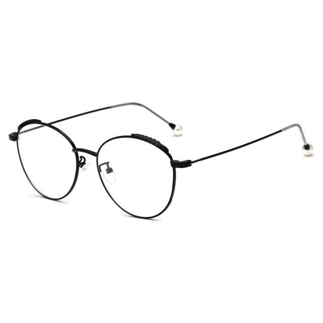 ccd797ca1cf08 2018 pearl optyczny powłoka przejrzyste Ramy dla kobiet okulary kobiece  okulary mężczyźni Okulary Oculos De Grau