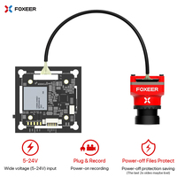 Foxeer Mix 1080p 60fps Super WDR Mini HD FPV Camera 16:9 4:3 PAL/NTSC Switchable Support 20*20&30.5*30.5mm mounting hole DC5 24V