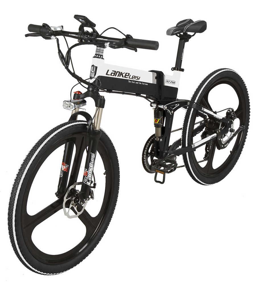 Sobre Xt750 E Bike Comentarios Preguntas Lankeleisi Plegable Detalle wyvOPN8nm0