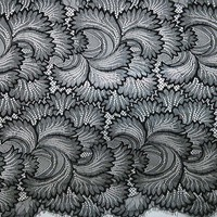 Lace Fabric Black DIY High End Burst Of Clothing Materials Lace 150 Cm 3 Yards The