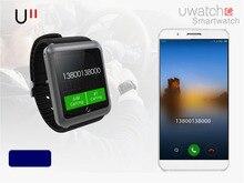 Neueste Bluetooth 4,0 Smart Uhr U11 Smartwatch Unterstützung Sim-karte Pedometer Für Iphone HTC IOS Und Android PK DM09 U18