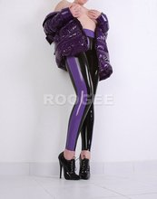 gorgeous rubber latex trousers