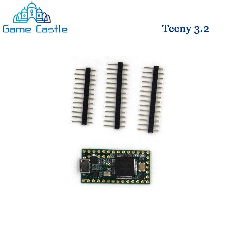 Usb Tastatur Maus Winzig Avr Experiment Board Für Ps3 Neueste Technik Videospiele Ehrlich Hohe Qualität Teeny 3,1 Winzig 3,2 Winzig 2,0