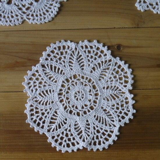 Envío Gratis 3 Estilo Crochet patrones Wallpaper Jarrón de Porcelana ...