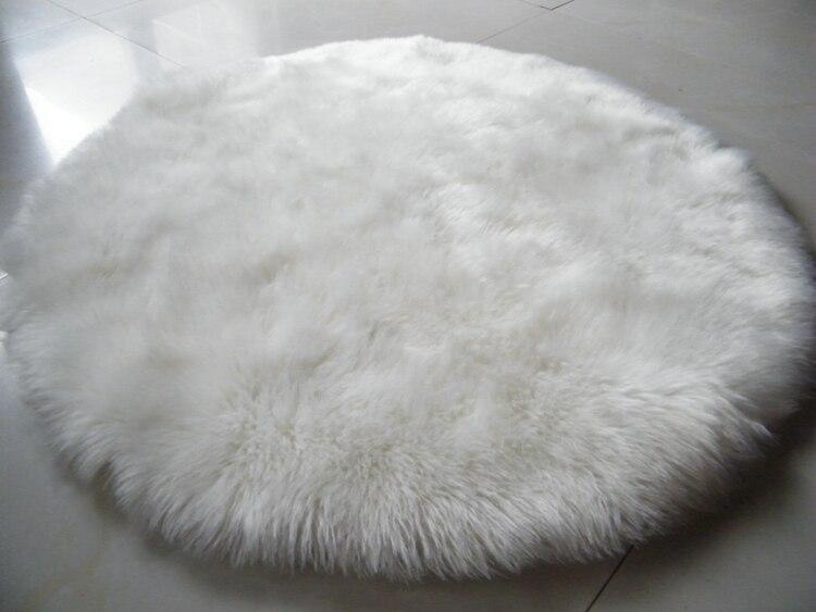 Carpet City Rug Kupuj online wyprzedażowe white fur rug od Chińskich white ...