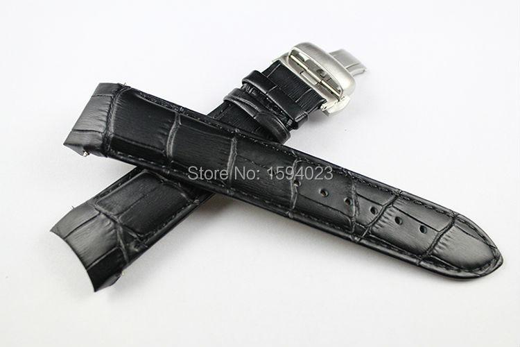22 mm (přezka 20 mm) pro T035407A T035410A T035446A Vysoce kvalitní - Příslušenství k hodinkám - Fotografie 2