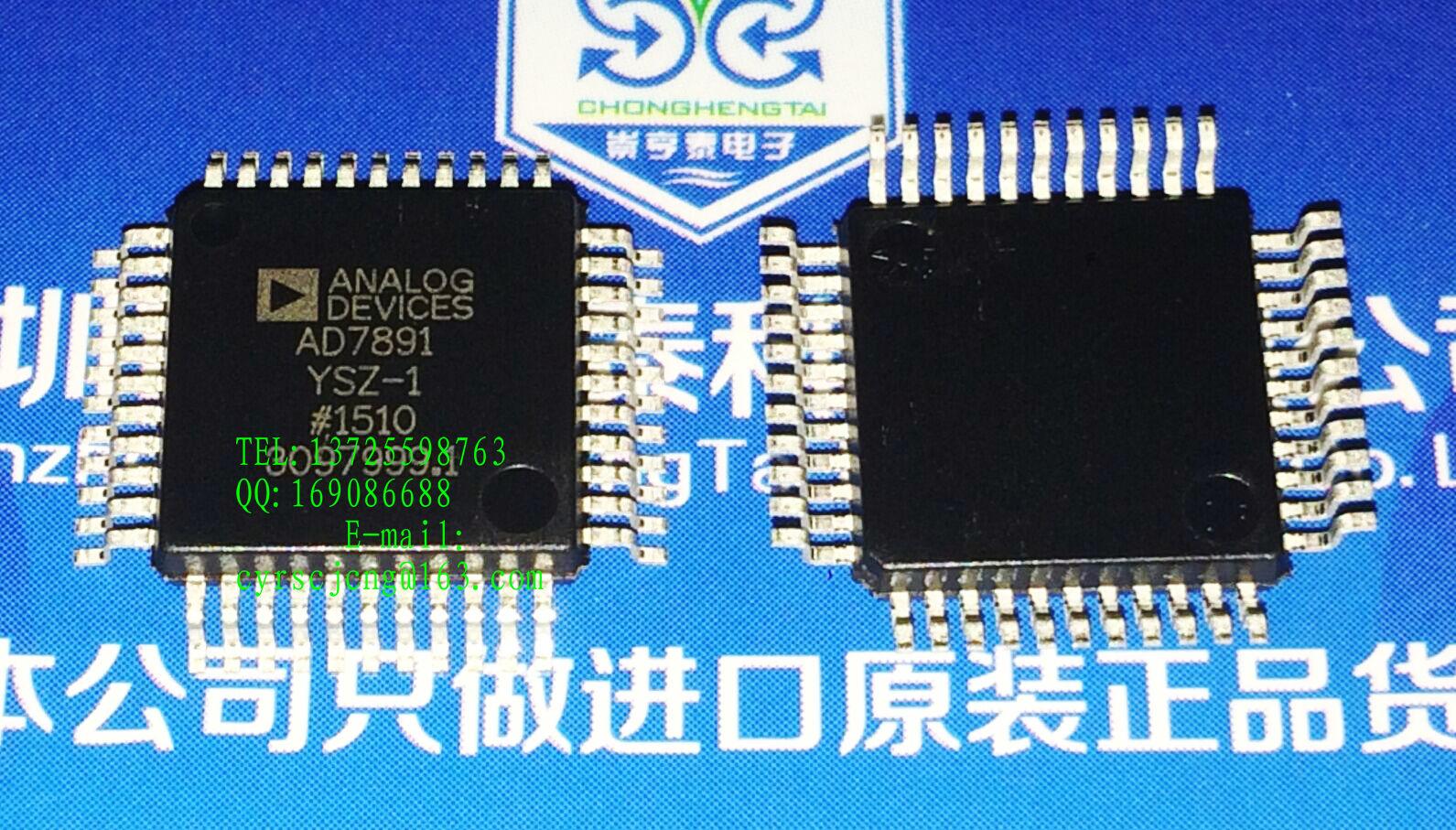 IC AD7891 AD7891YSZ-1  Original authentic and new Free Shipping IC  цены онлайн