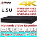Dahua originais 16/32/64 canal network video recorder 1.5u 4 k nvr5416-4ks2 nvr5432-4ks2 nvr5464-4ks2, frete grátis.