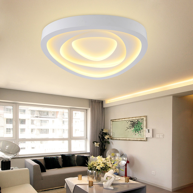 Surface Mounted Ceiling Lights Led Light Living Room Modern Lamp Indoor Lighting Fixtures Home Decorative Luminaria