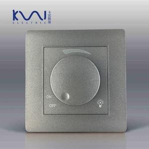 Image 3 - Ücretsiz kargo COSWALL lüks duvar ışık anahtarı karartıcı kontrol cihazı şampanya altın AC 110 ~ 250V C31 serisi