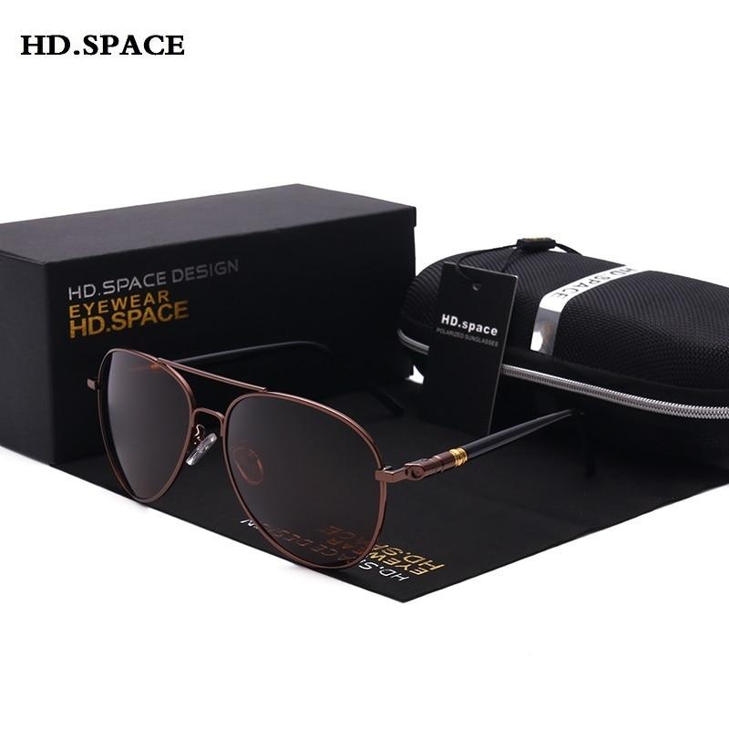 Klassische polarisierte Sonnenbrille Männer Vintage-Mode-Stil Lentes - Bekleidungszubehör - Foto 4