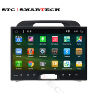 SMARTECH 10.1 Inch Android Car Radio Multimedia Player Navigation for KIA Sportage 2011 2015 Recorder Stereo Headunit Gps WIFI