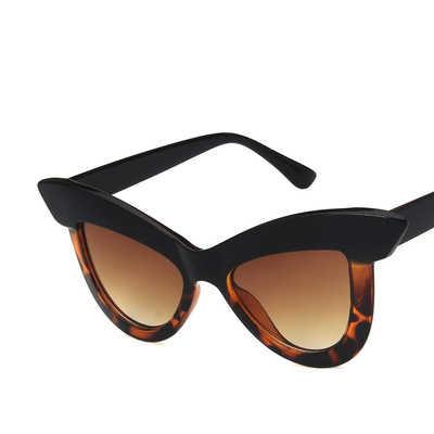 cf07b9910b7 ... 2019 Vintage women s sunglasses cat eye eyewear leopard print sunglasses  Female Retro Brand designer sunglasses Oculos ...