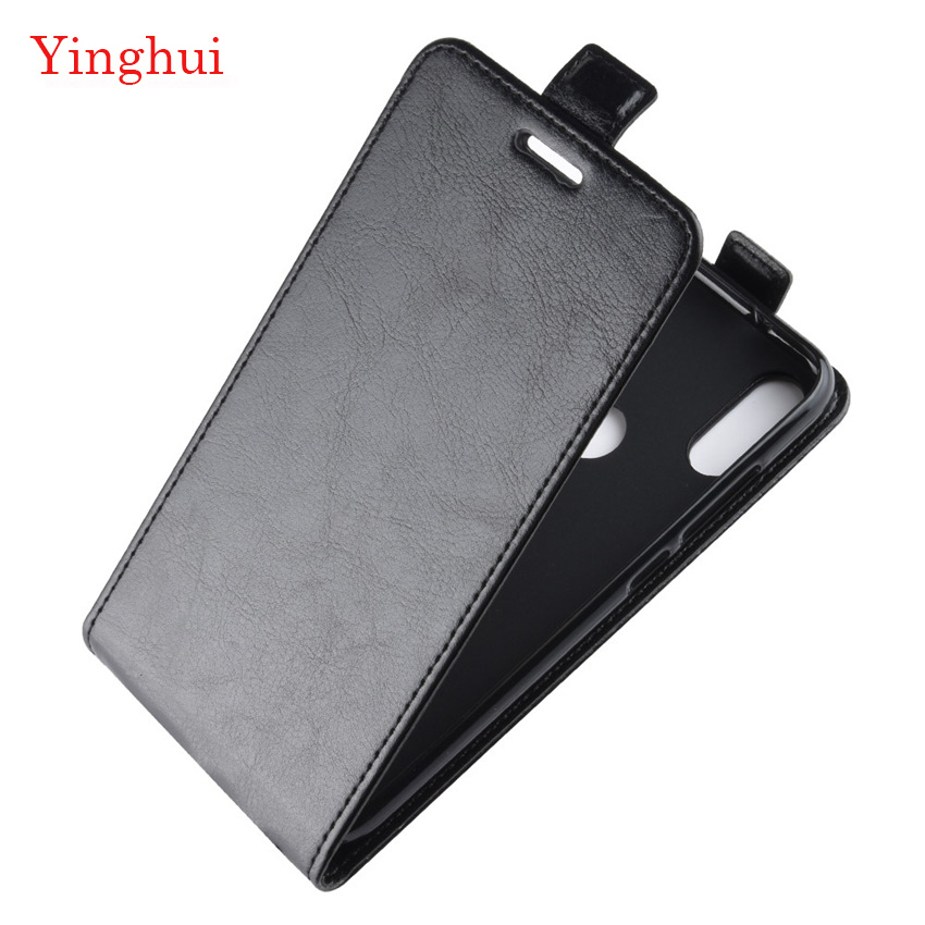 For Xiaomi redmi note 7 Case Flip Leather pro Vertical Cover Redmi Note 8 5 6