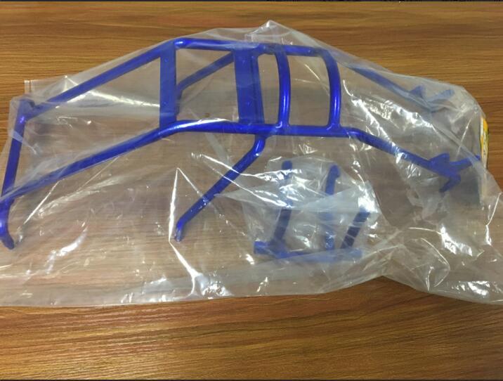 HSP RACING RC voiture mise à niveau pièces de rechange accessoires 054201 AL. CAGE à rouleaux pour HSP 1/5 à essence 4WD hors route BAJA 94054 94054-4WD