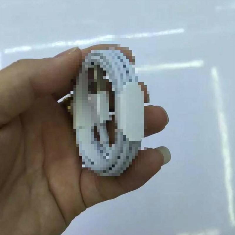 imágenes para 200 Unids 1 m 2 m 3 m 1:1 USB Sync Cable Cargador de Datos Para el ipad mini Aire iPhone 7 6 S 5 5C 5S SE Con Caja al por menor