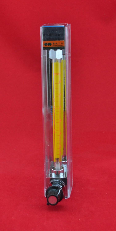 LZB -6, stiklinis rotometro srauto matuoklis su skysčio ir dujų - Matavimo prietaisai - Nuotrauka 1
