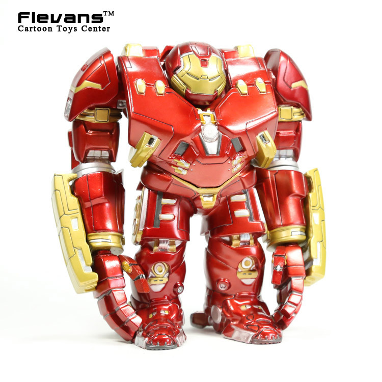 Marvel Avengers Age of Ultron Hulkbuster Mark XLIII PVC Action Figure Collectible Model Toy 17cm marvel s the avengers age of ultron prelude